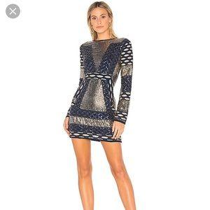 Endless Rose sequin mini dress